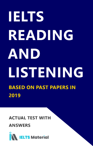 IELTS Actual Tests Reading & Listening (Based on past papers in 2019) (Academic) Ebook