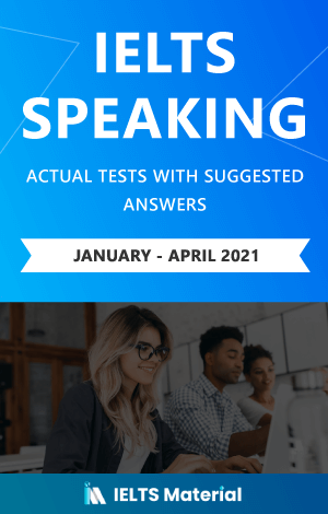 IELTS Speaking 2021