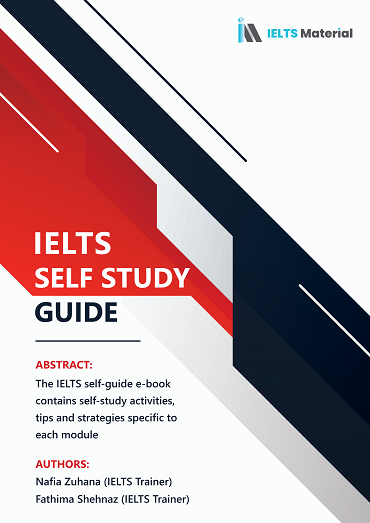 IELTS Self Study Guide 2021 (Written by IELTS Band 8+ experts) eBook