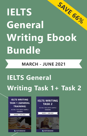IELTS General Writing ebook