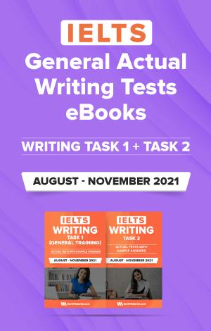 IELTS General writing ebook