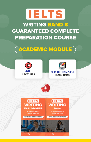 Comprehensive IELTS Writing (Academic) Band 8 Preparation Course