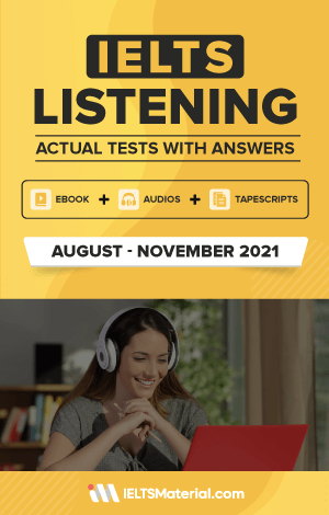 IELTS listening ebook