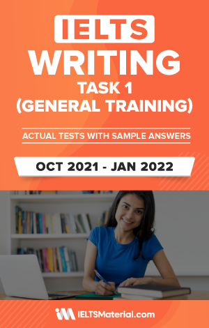 IELTS (General) 5 in 1 Actual Tests eBook Combo (Oct 2021 – Jan 2022) [Listening + Speaking + Reading + Writing Task 1+ Task 2]