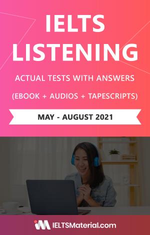 Comprehensive IELTS Listening Band 8 Preparation Course